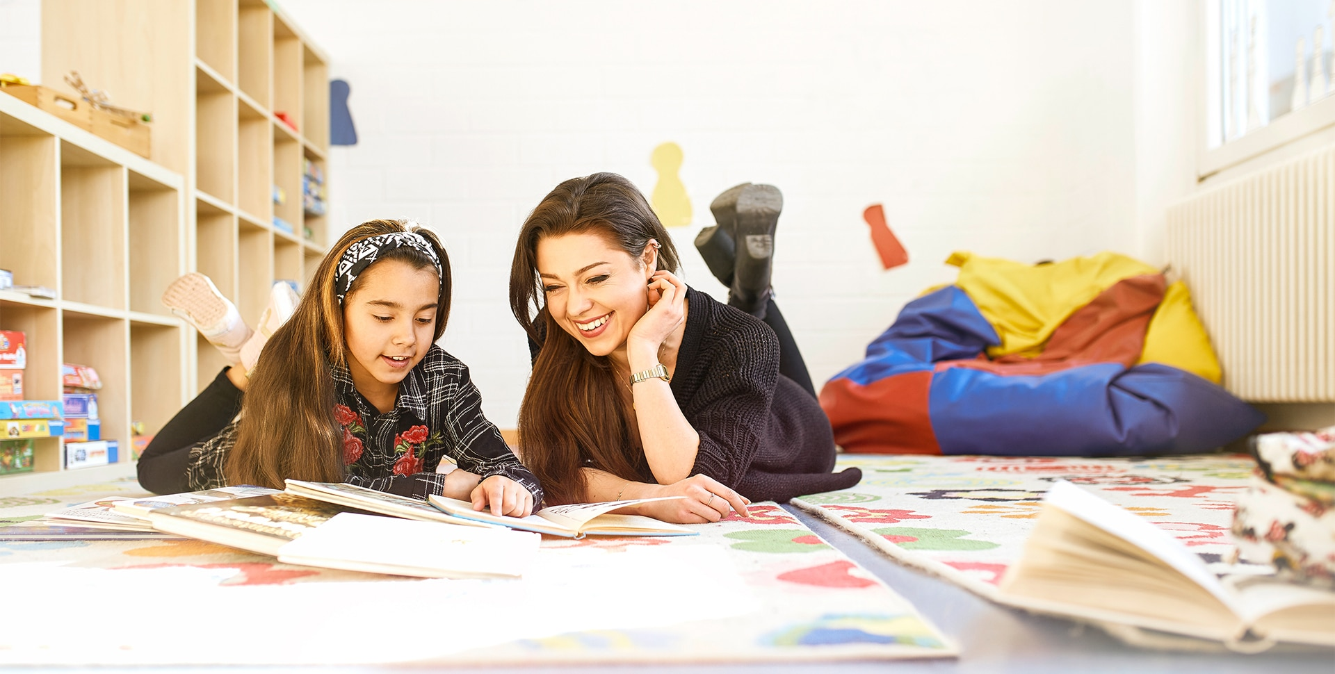 KinderHelden Lesetandem Evaluation