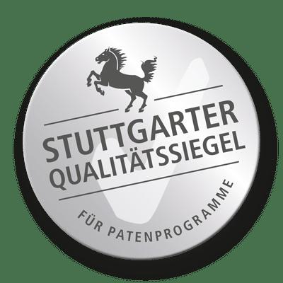 Qualitätssiegel der Stadt Stuttgart